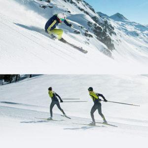 Hyra skidor